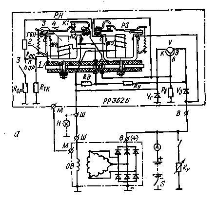Контактно-транзисторный
