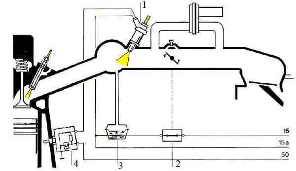 обогащения топливной смеси