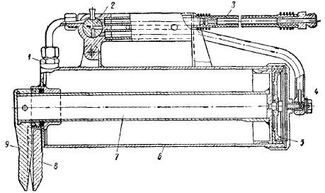 Ручной борторасширитель модели 6108