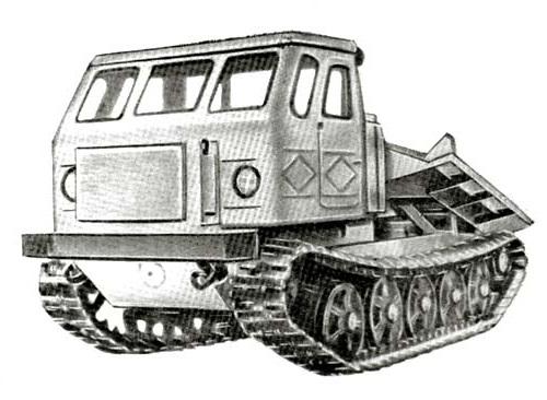 Про трактор | Полярный.net