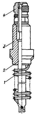 Свеча подогрева впускного воздуха СН-150
