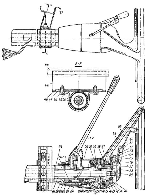 Рулевой механизм