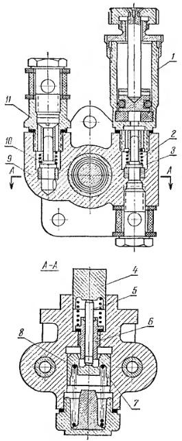 топливного насоса УТН-5