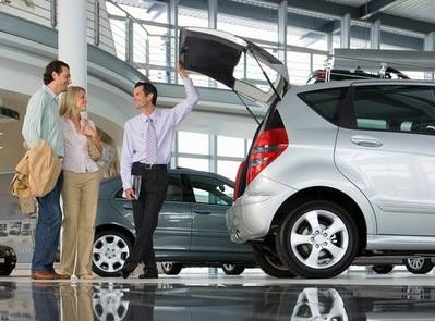 Выбор автомобиля для покупки