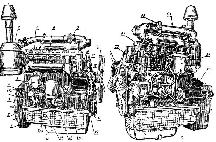 Фильтр топливный тонкой очистки МТЗ-80 (2009)