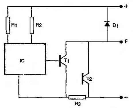 Интегральной схемой asic