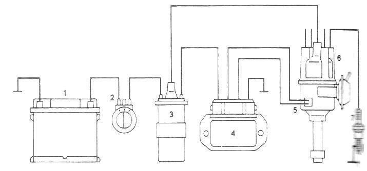 Компоненты транзисторной