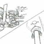 Снятие и установка амортизатора задней подвески автомобиля ZAZ Vida
