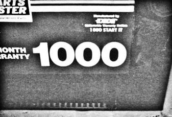 СА-ток этой аккумуляторной батареи составляет 1000 А