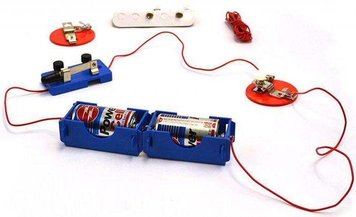 электрическое напряжение постоянного тока