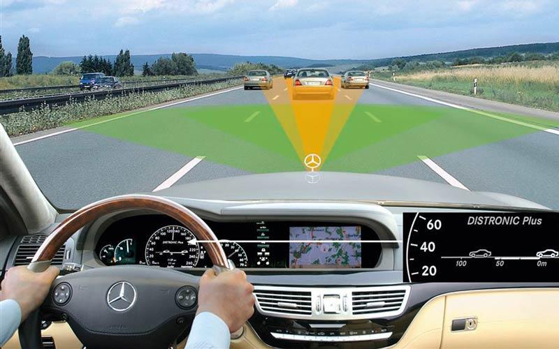 круиз контроль на автомобиле