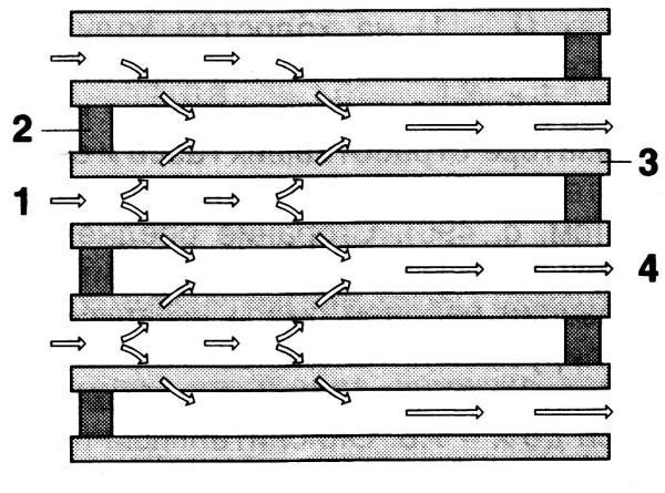 Принцип действия керамического сажевого фильтра