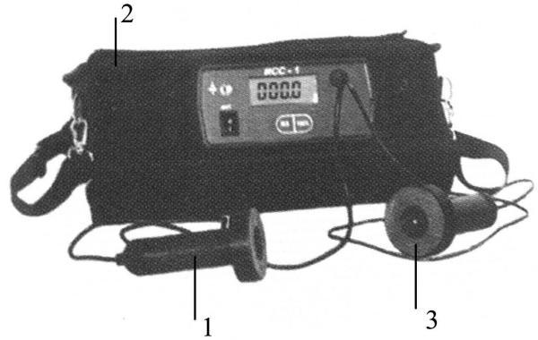 Общий вид прибора ИСС-1