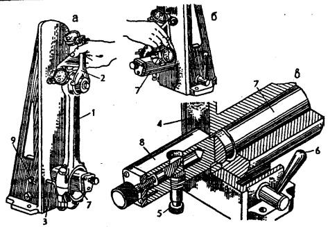 Приспособление КИ-724 для проверки шатунов