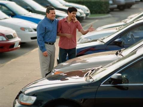 Покупка автомобиля на автомобильном рынке