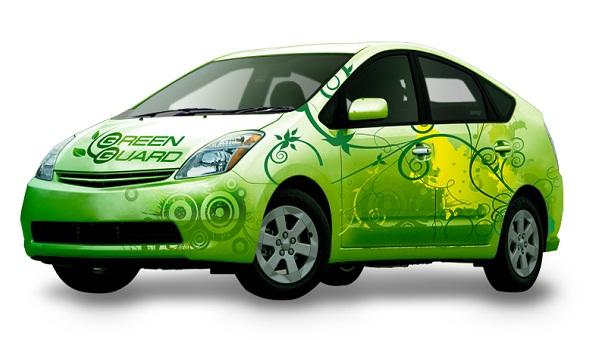 Гибридный автомобиль