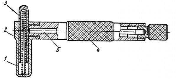 Штихмас телескопический
