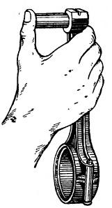 Проверка посадки поршневого пальца во втулке головки шатуна