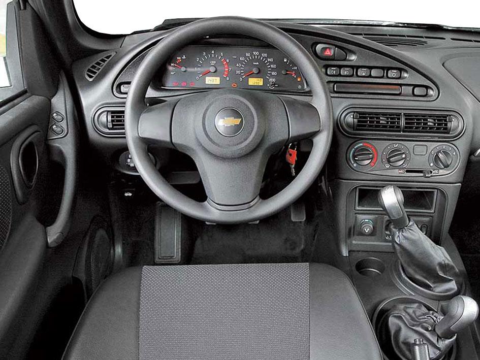 Салон Chevrolet Niva