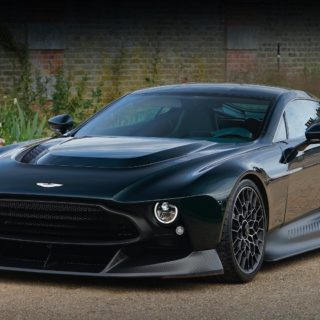 Уникальный Aston Martin