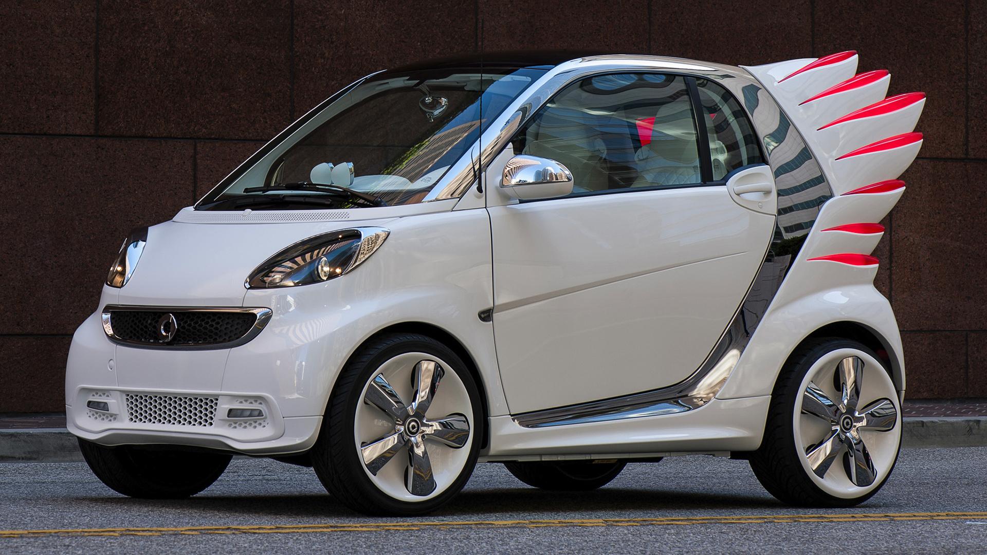 2012 Smart Forjeremy Concept