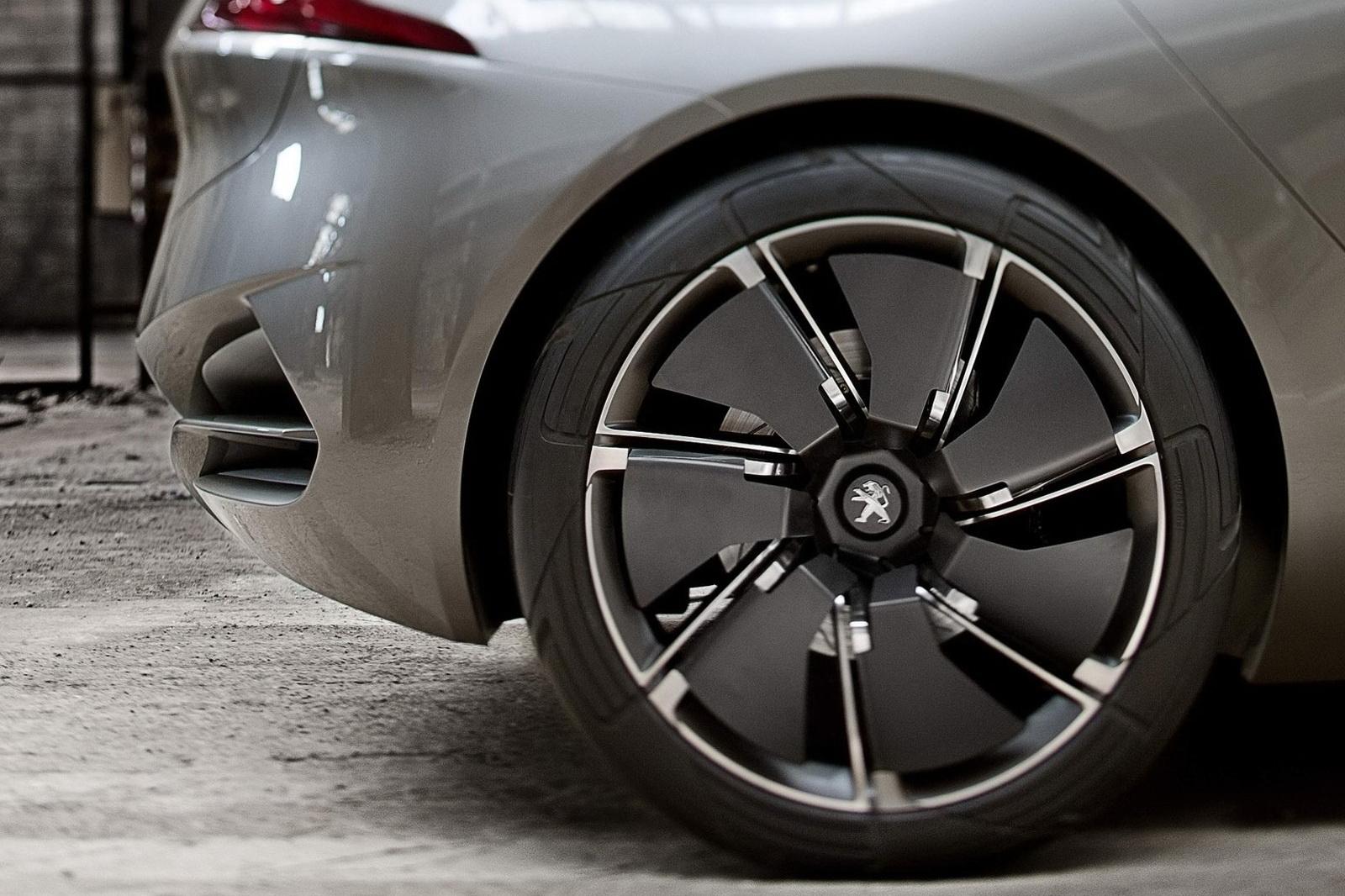 Диски Peugeot HX1 Concept